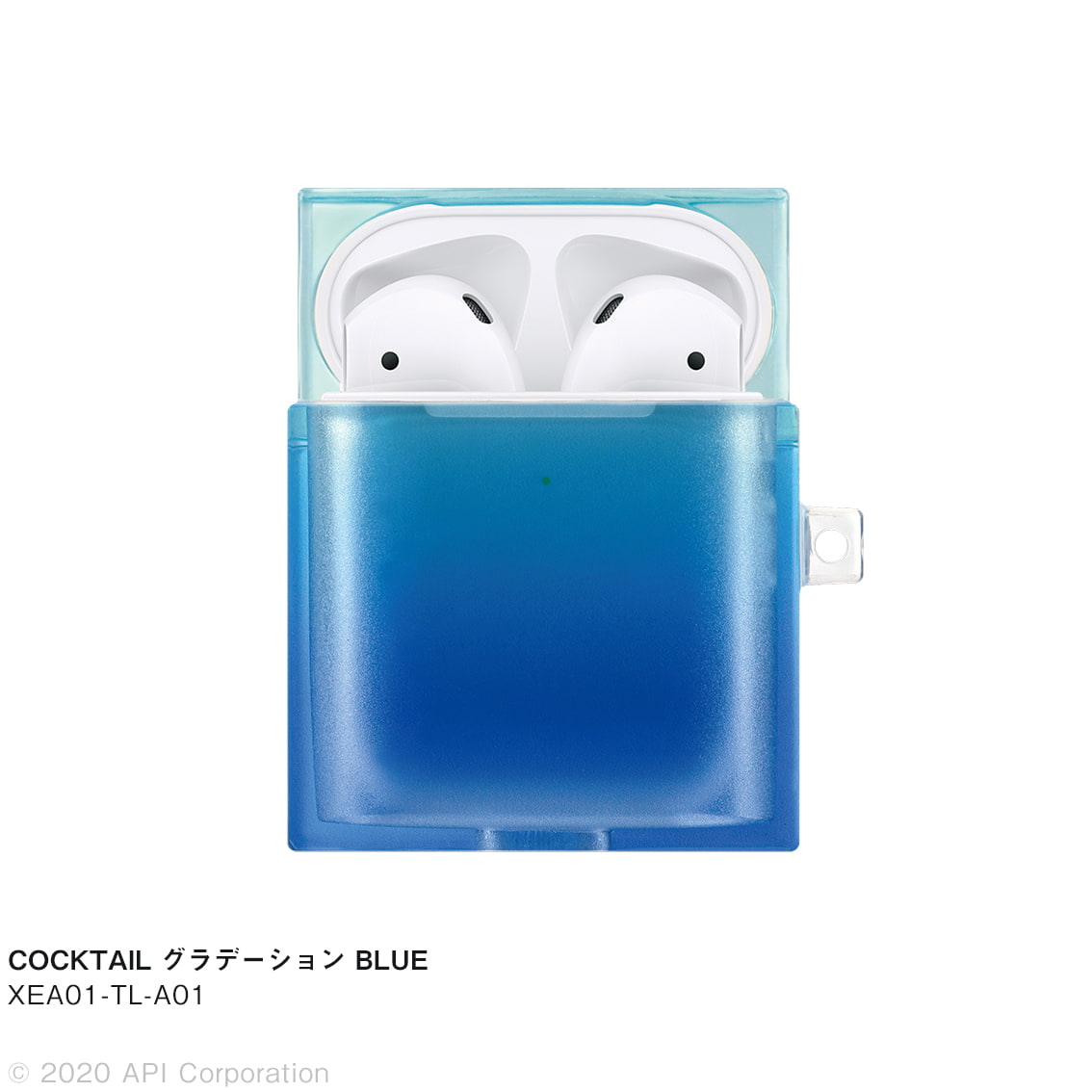 AirPods 2 /1ケース  TILE スクエア型  [COCKTAIL]