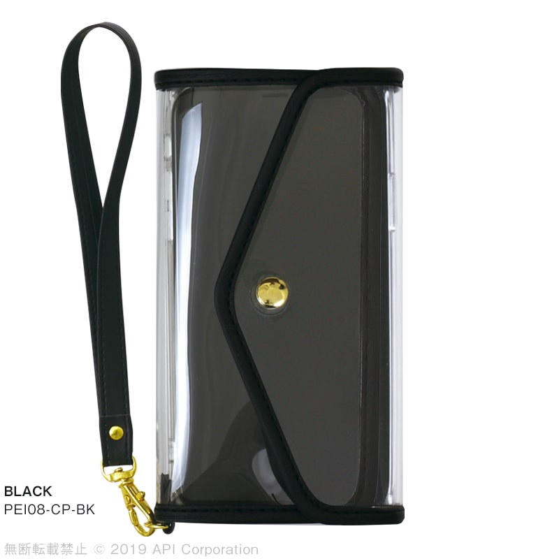 iPhone XS/Xケース CLEAR POUCH