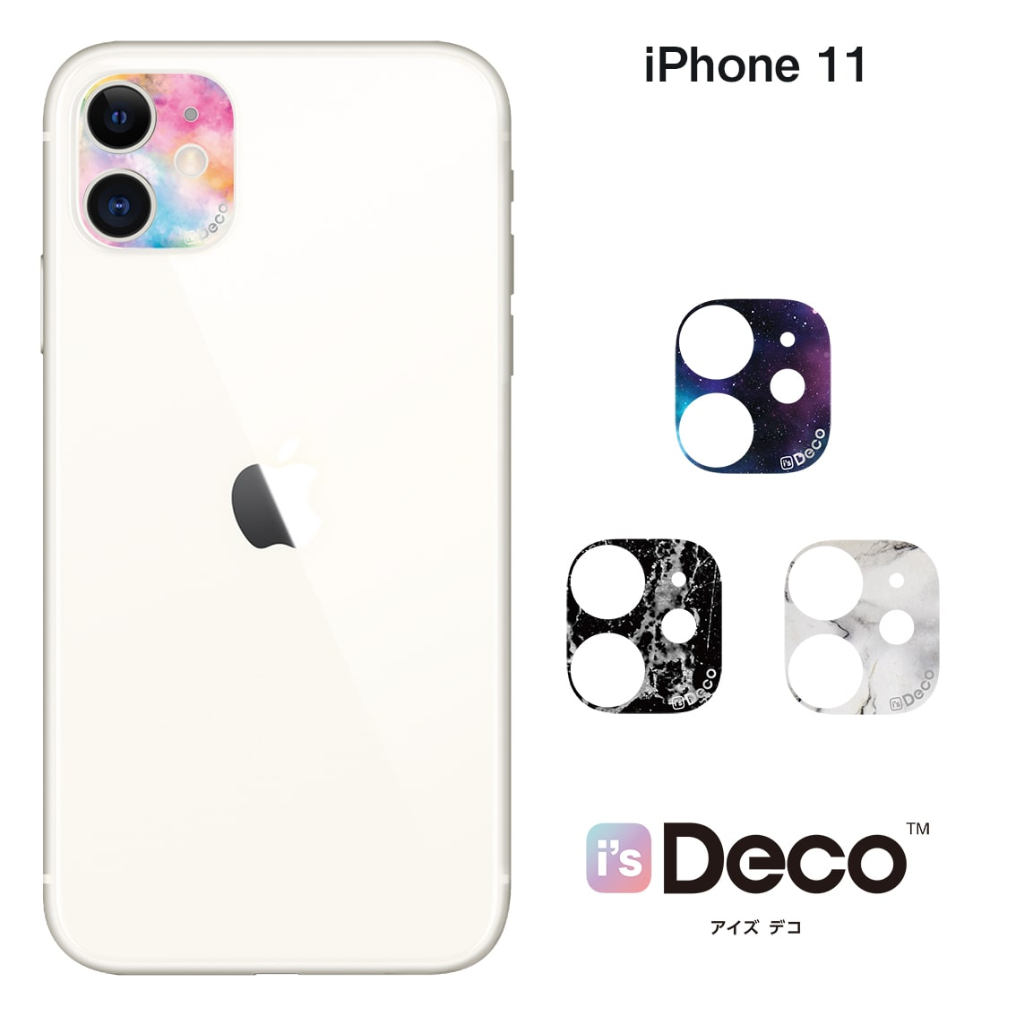 iPhone 11   i's Deco [PATTERN (A05-A08)]
