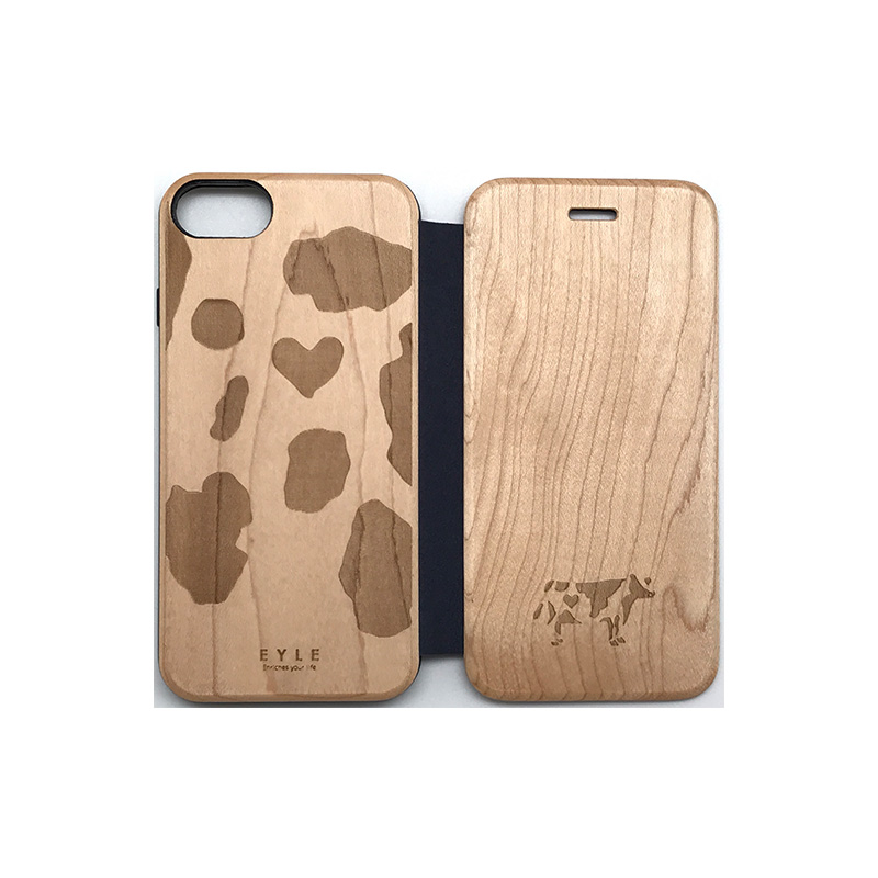 EYLE Maple Flip Case for iPhone 7 / 6s / 6